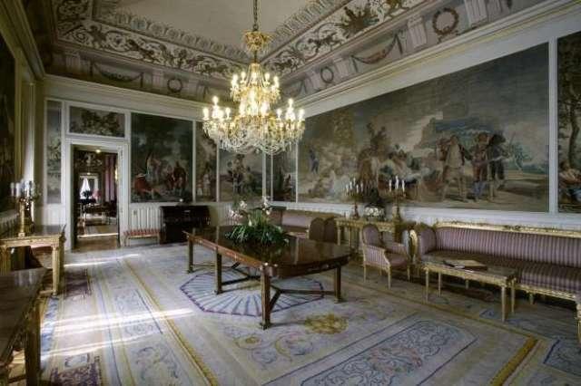 Bienvenidos a palacio buenavista
