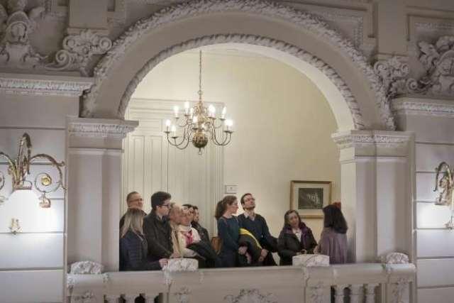 bienvenidos a palacio fontalba