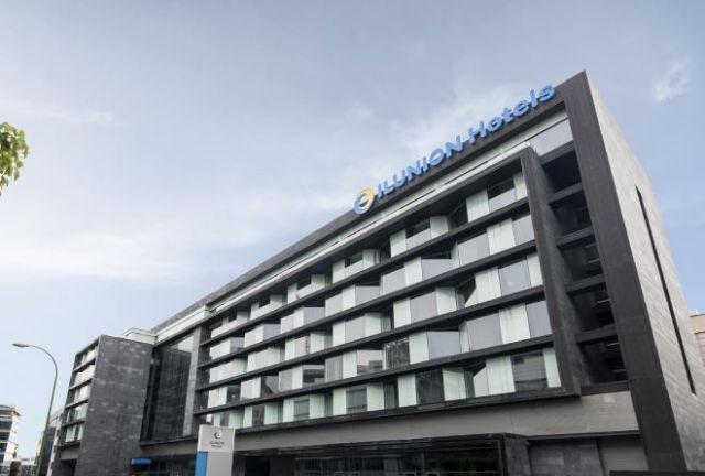 hotel illunion atrium coronavirus
