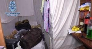 liberadas 20 personas confinadas en un restaurante San Blas
