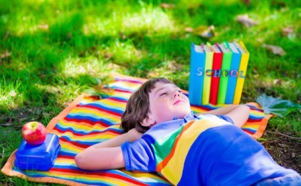 niños de centros de protección pasan vacaciones con familias voluntarias