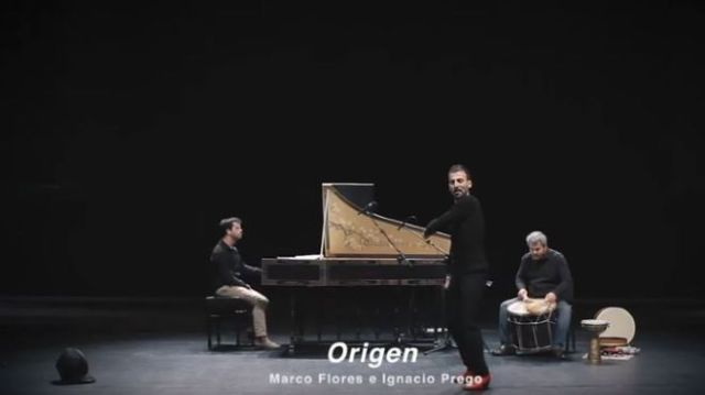 Baile flamenco 'Origen' teatros canal reapertura