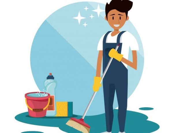 Limpieza de superficies y materiales