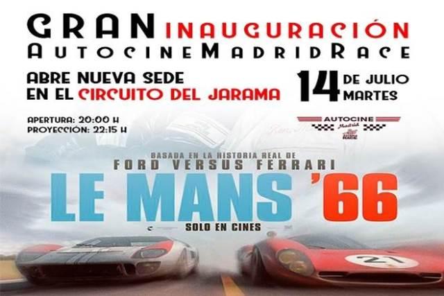 Película 'Le Mans '66'