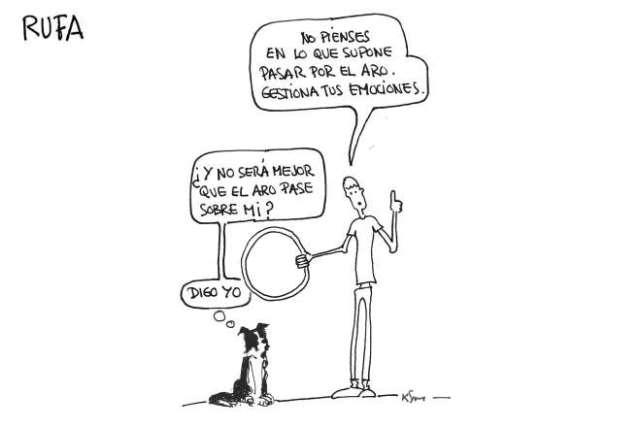 mentoring tira cómica
