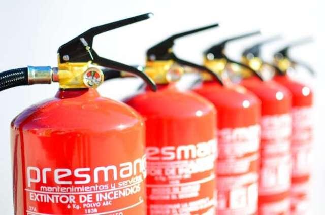 extintores comunidad vecinos