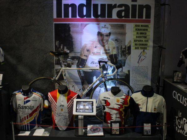 Exposición deportes