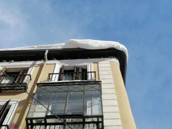 nieve madrid cornisa nuria