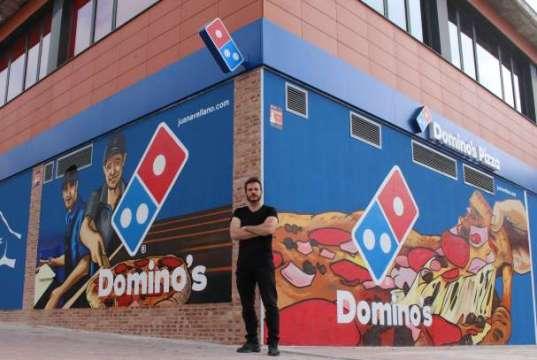 dominos pizza vallecas