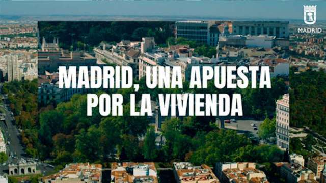 Madrid facilita el alquiler de viviendas