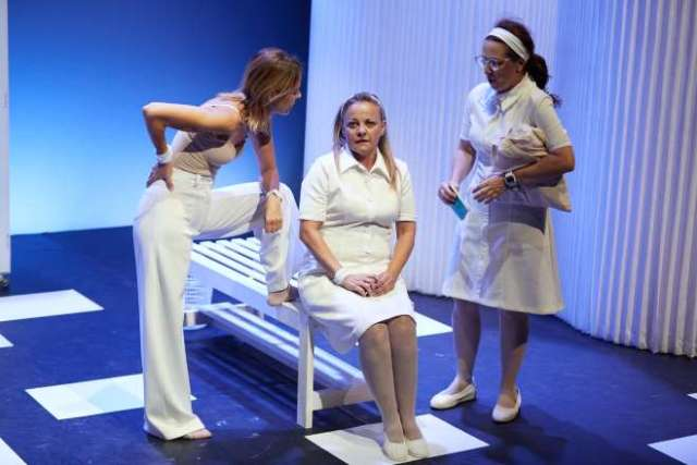 cuidados intensivos obra teatro amaya