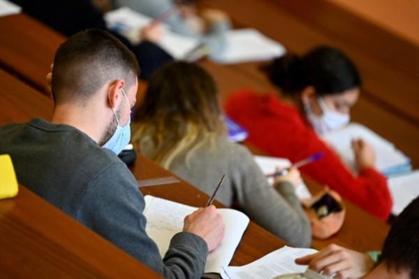 Alumnos examen EBAU