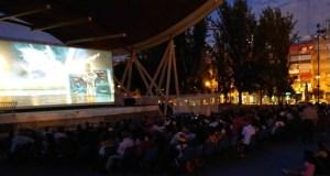 Auditorio del parque de Aluche veranos de latina