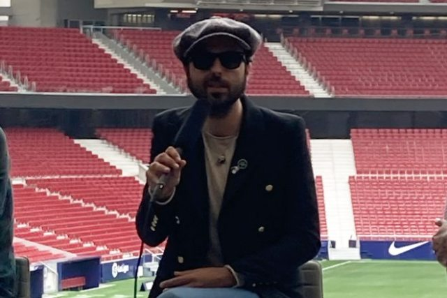 Juancho vocalista de Sidecars