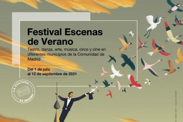 Festival Escenas de Verano