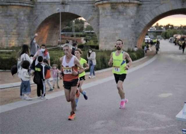 media maratón carabanchel 2021 puente toledo