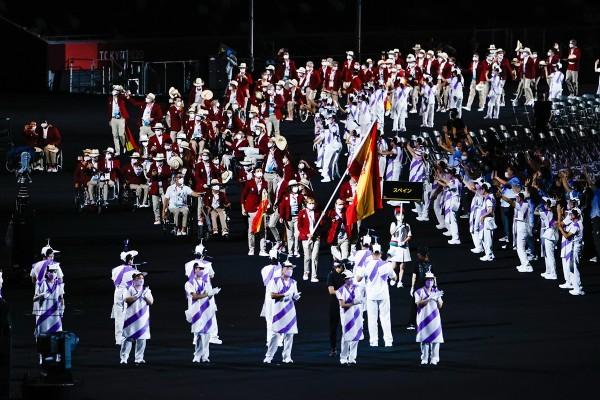 Comité Paralímpico Español Tokio