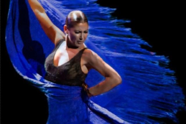 Sara Baras danza