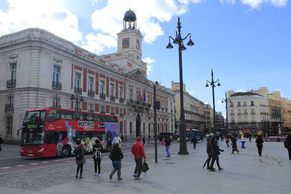 Bonos turísticos Madrid