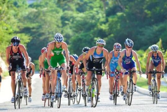 Ciclismo triatlón