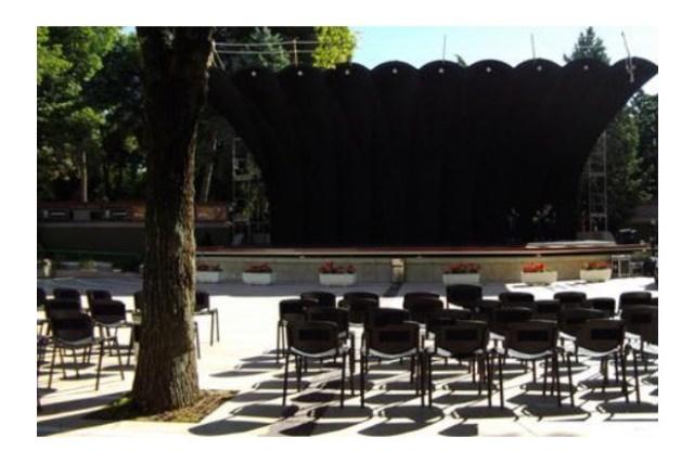 auditorio parque calero