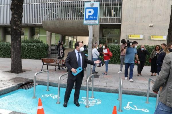 Ayuntamiento de Madrid movilidad