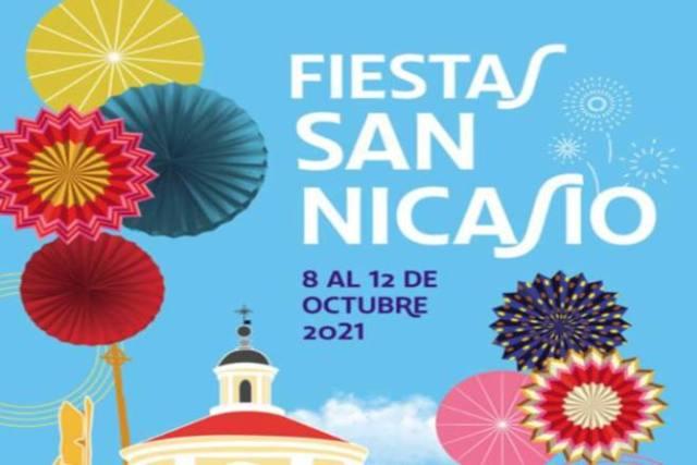 Fiestas San Nicasio 2021