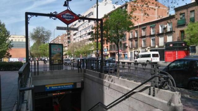 Cambio barrio Palos de Moguer