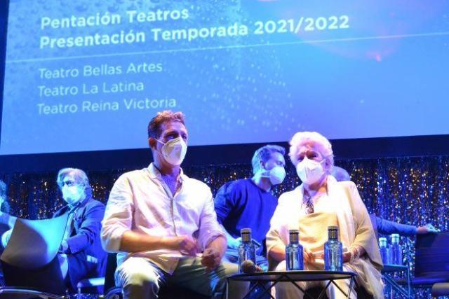 presentación teatros madrid