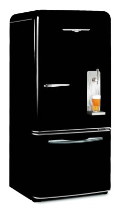 Elmira Stove Works - Northstar Model 1950 Keg Fridge - Black.jpg