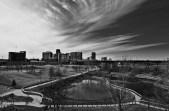 Downtown Little Rock Arkansas by Elmore Photography