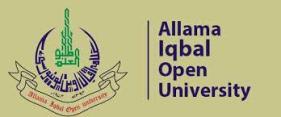 Download AIOU M.A ISLAMIC STUDIES Books