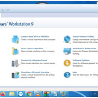 Install NS3 and VMware in Windows 7 and 10.