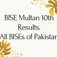 BISE Multan 10th Results