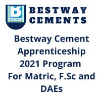 Bestway Cement Apprenticeship 2021 Program