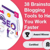 38 Brainstorm Blogging Tools to Help You Work Faster