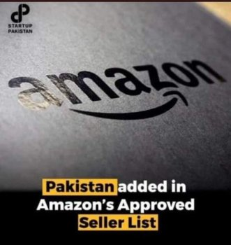 Pakistan in Amazon Approved Sellers List Soon