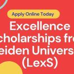 Excellence Scholarships from Leiden University (LexS)