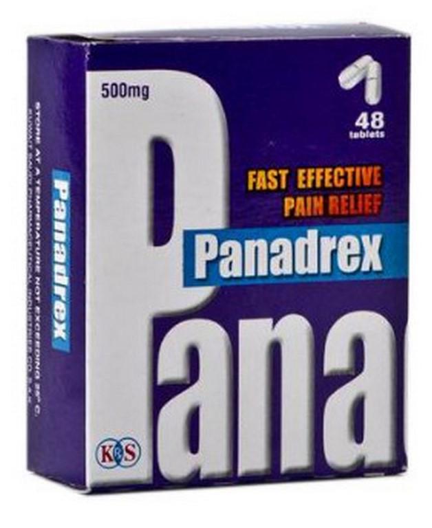 Panadrex أقراص مسكن للألم