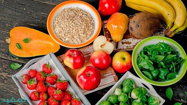 فائدة الالياف الغذائية صحيا
