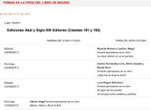 Akal firmas FLM