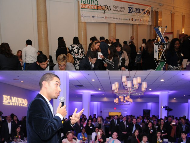 Latino Career Expo y Professional Mixer.