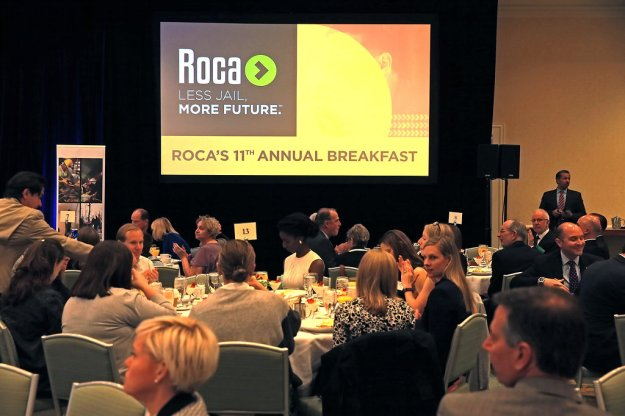 Roca's efforts also help provide participants with necessary skills to help them maintain jobs in his or her community, and reported 89 percent of Roca participants retained employment for 90 days, and 87 percent for 180 days.