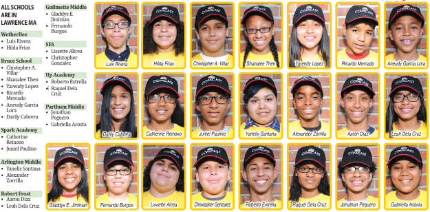 Latino Youth Recognition Day: Boston Red Sox • Fenway Park • June 20th, 2016
