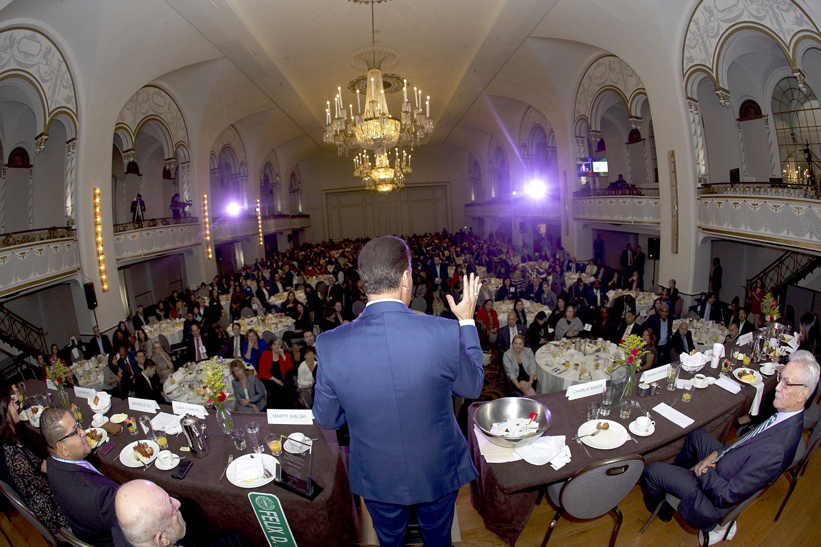 Hispanic Heritage Breakfast | El Mundo Boston