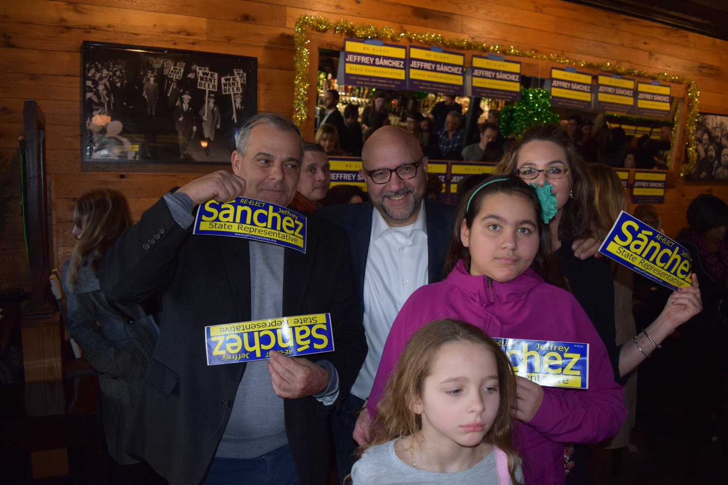 State Representative Jeffrey Sanchez launches campaign for re ...