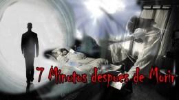 7 minutos después de morir