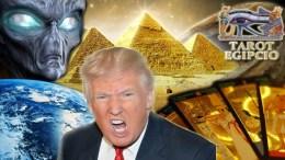 los arcanos tarot 2017 predicciones donald trump extraterrestres