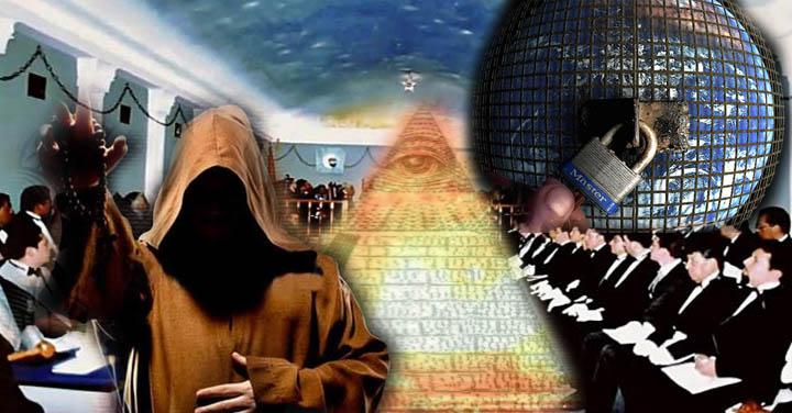 sociedades secretas que dominan al mundo