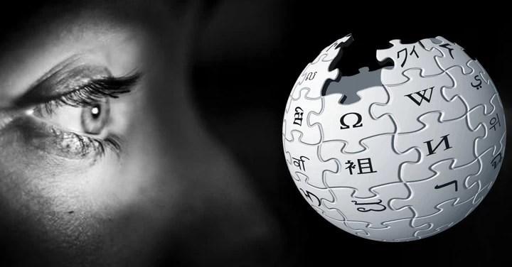 Lo que no debes ver en Internet: el lado oscuro de Wikipedia